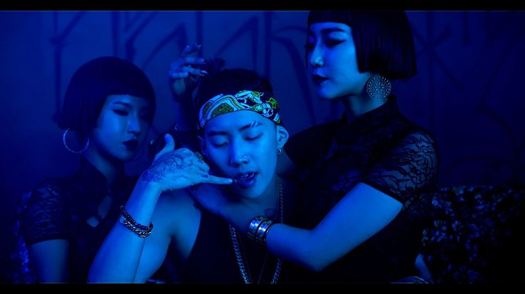 Jay Park (박재범) Featuring Okasian 뻔하잖아 YOU KNOW