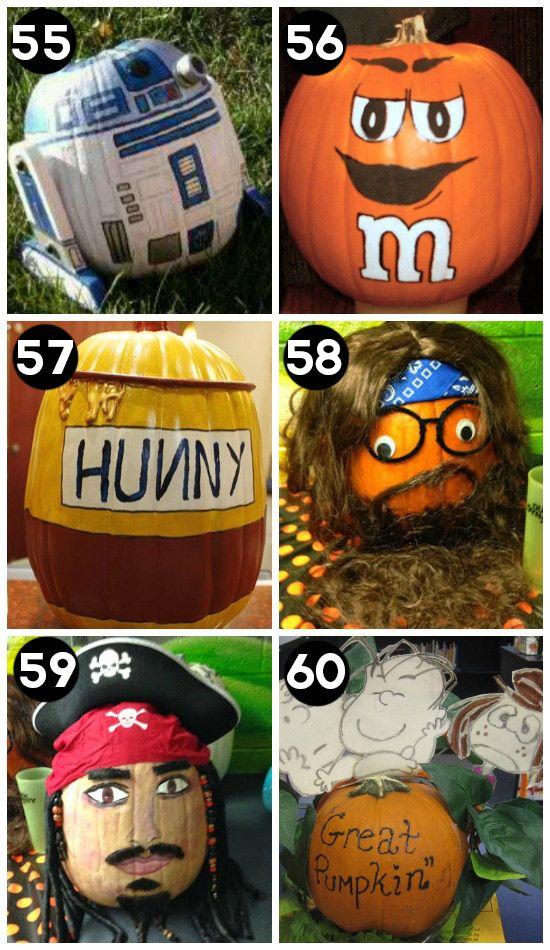 Winning Ideas for Pumpkin Decorating Contest