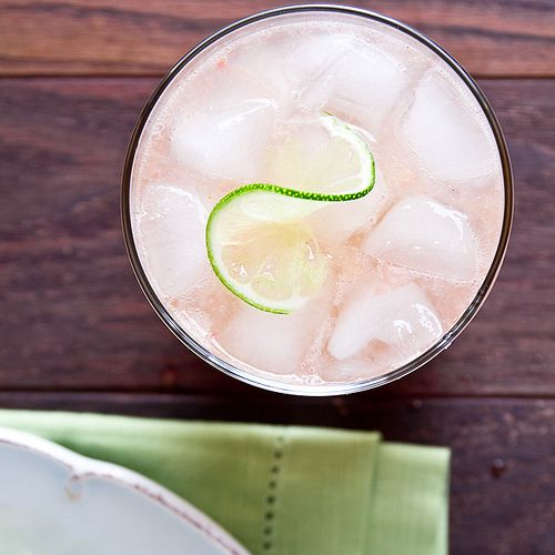The Palauxma (a virgin Paloma) Fresh grapefruit and lime juices are the star of this school-night version of the Paloma.  Ingredients 1/2 cup fresh-squeezed grapefruit juice (about 1 large) 1/4 cup fresh-squeezed lime juice (~2 limes) 4 drops liquid stevia (or simple syrup or your favorite sweetener, to taste) 3/4 cup club soda 2 small glasses of ice Lime or grapefruit wedges, for garnish