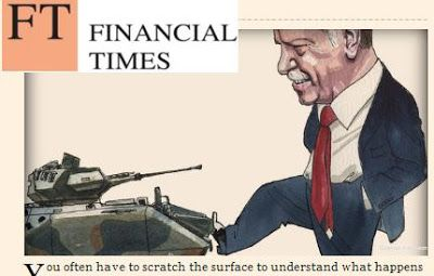 FT: Oι θεωρίες συνωμοσίας για το αποτυχημένο πραξικόπημα.