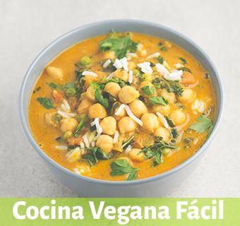 eBook Cocina Vegana Fácil