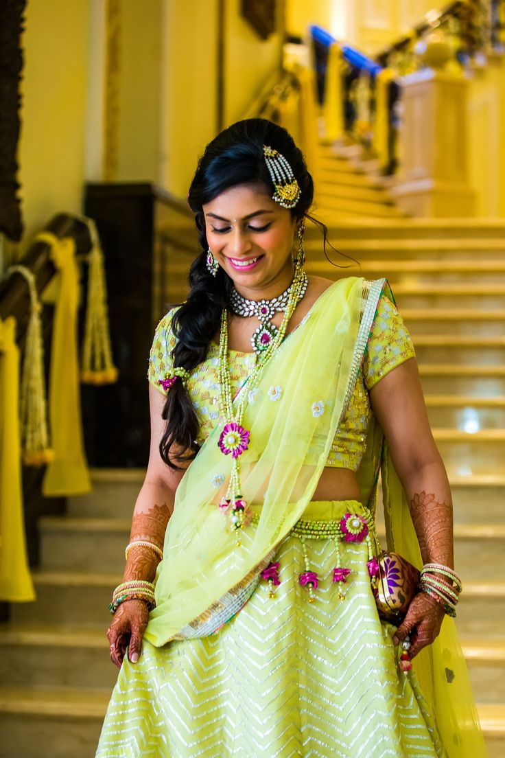 Indian Wedding Outfit Inspirations