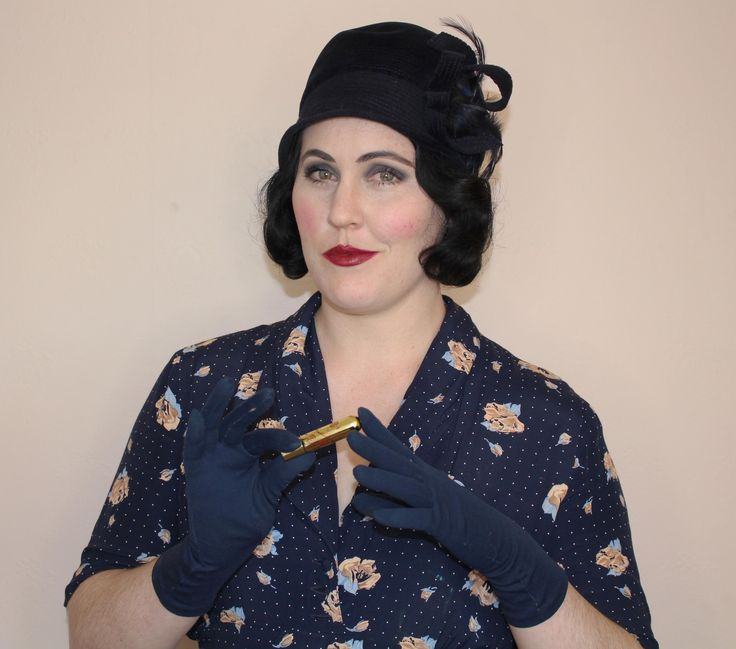1920's Vintage, Hair, Makeup, Fashion Styling