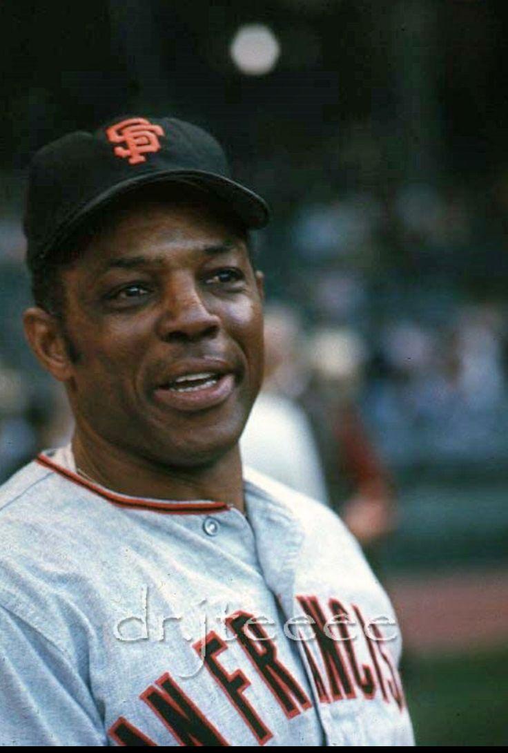 Willie Mays - San Francisco Giants | Hank Aaron & Willie ...