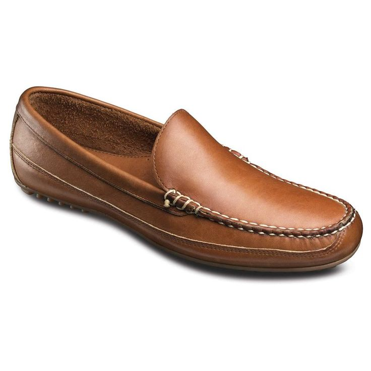 These extremely comfortable driving shoes from Allen Edmonds are the epitome of style and function. Whether you are driving on a curvy mountain road or relaxing with your friends, the Interstate 90 driving shoe will fit any scenario.    <em>-Bill@ChoiceGear</em>