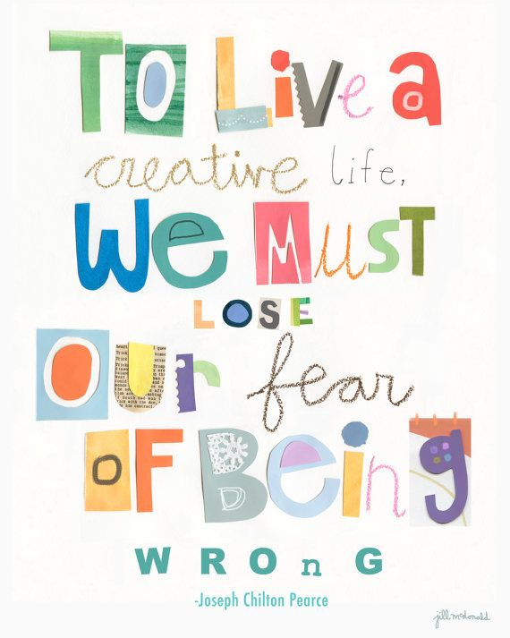 Joseph Chilton PearceLife Quotes, Remember This, Creative Life, Artroom, Art Room, Living, Inspiration Quotes, Fear, Creative Quotes