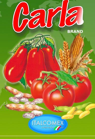 Carla is a registered trademark of Italcomex srl