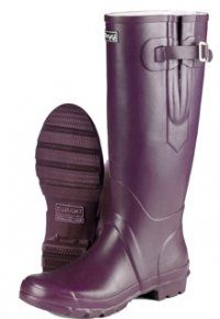 Toggi Wanderer Classic Plus Purple Wellington Boot