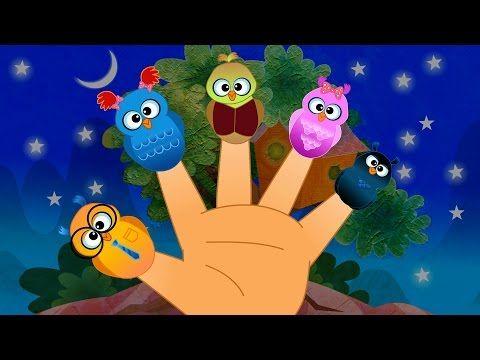 Canzoni per bambini - Compilation - La famiglia delle dita - più filastrocca in inglese - YouTube