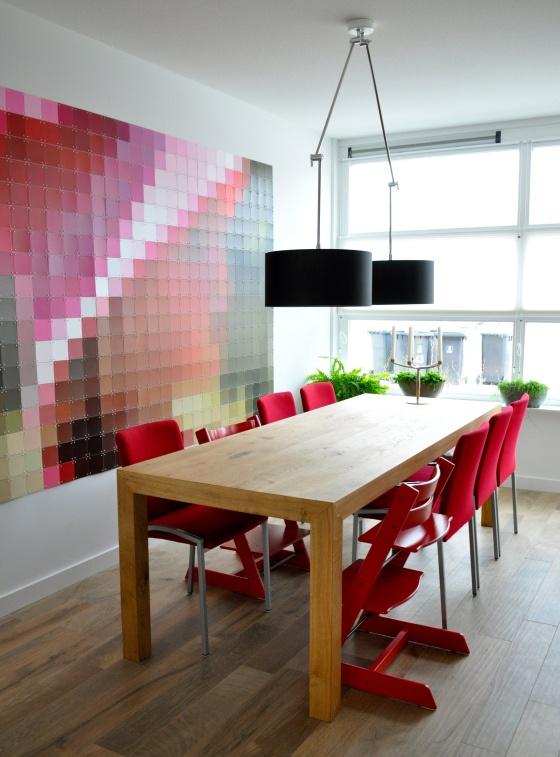 Eetkamer door STIJLIDEE Interieuradvies en Styling http://stijlidee.wordpress.com
