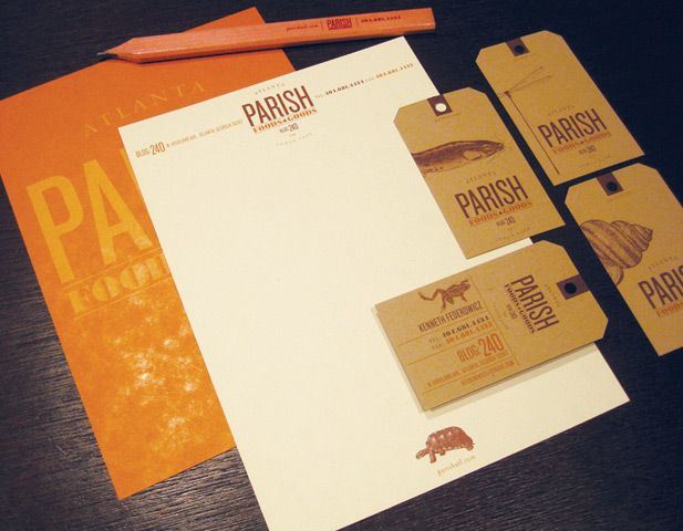 business card tags.