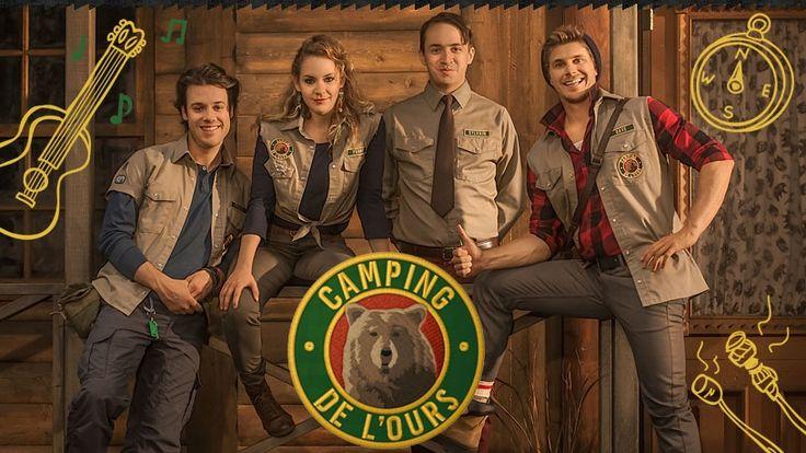 ~Camping de l'ours~ Vrak.tv
