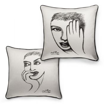 CUSHION COVER - an eye for detail | Carrol Boyes