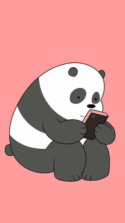 Panda We Bare Bears Bear Wallpaper Panda Bears Wallpaper We Bare Bears Wallpapers