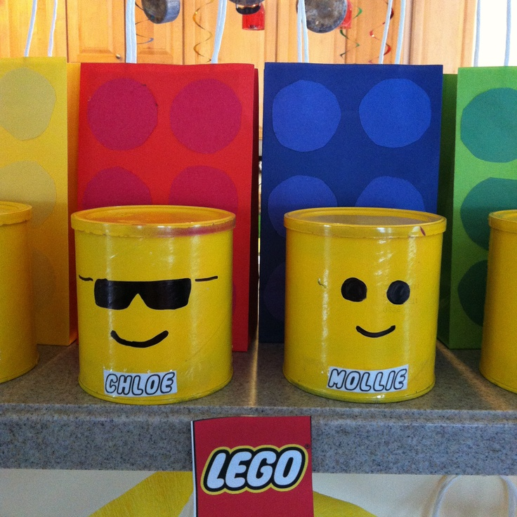 """formula cans up close. used these to store their """"winnings"""" of legos during the lego games."""
