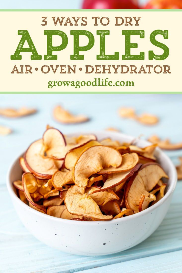 3 Ways To Dry Apples In 2020 Dehydrated Apples Healthy Recipes Dried Apples