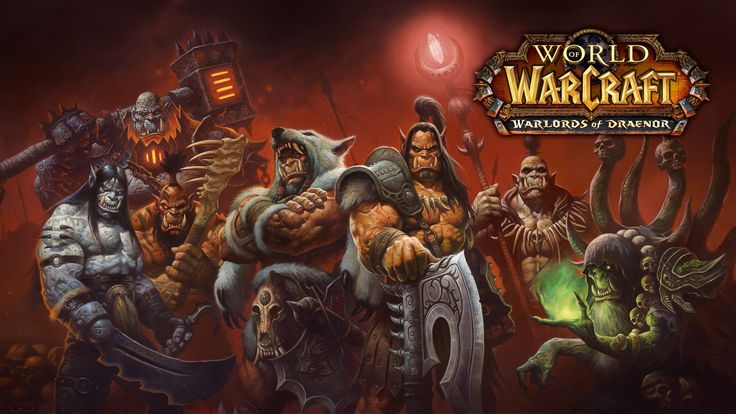 World of Warcraft: Warlords of Draenor Announcement Trailer (+playlist)