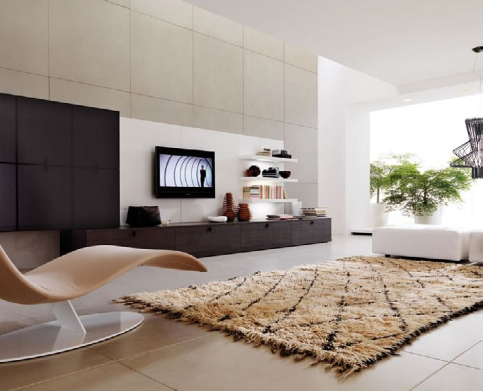 Contemporary Rugs Design | Fur Rug | Moroccan rug, this type of rugs are good quality living room area rugs. It will last a lifetime!