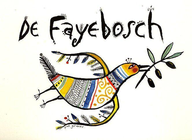 De Fayebosch logo of hope