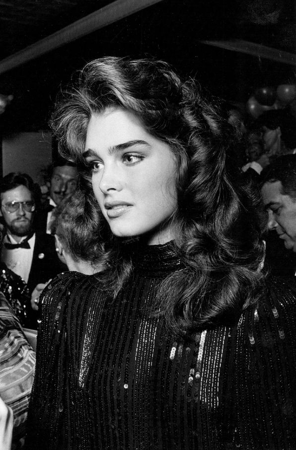 Brooke Shields en 1983