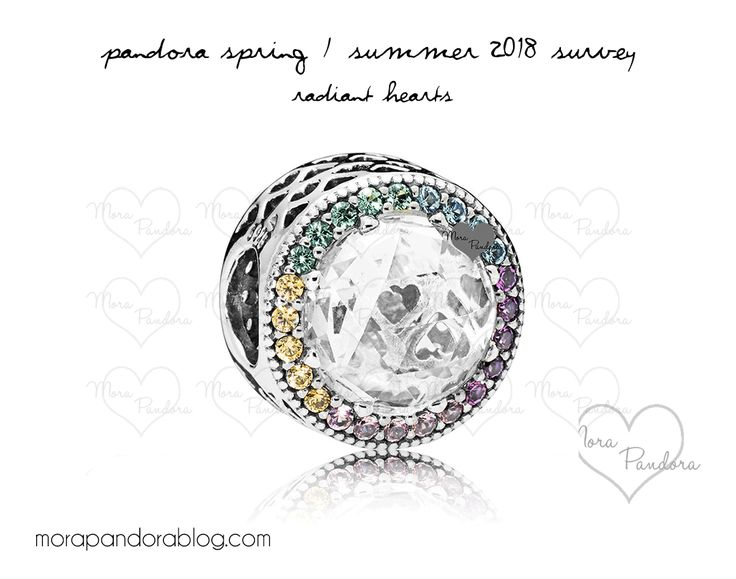 Today's post brings a little post-Christmas treat, with a first little look at the Pandora Spring 2018 collection, with a sneak peek at a handful of the new charms and jewellery! Offering bright, rainbow colours and a new bracelet concept, this little set of jewellery seems like something of a departure from the usual. :) … Read more...