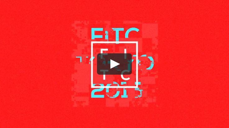 FITC Tokyo 2015 Titles Class Design Work 이번 디자인캠프에서 제작한 가상 모션 포스터입니다 미래(Future), 혁신(innovation), 기술(Technology), 창의력(Creativity)의 의미를 가진 이벤트로, 디자인과 기술에 대한 컨퍼런스…