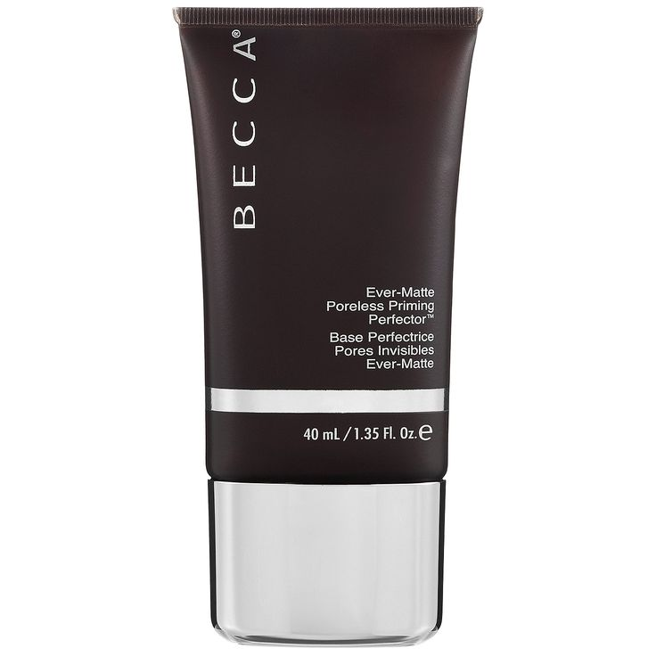 Greasy shiny face ? You MUST try out Becca's new ever-matte face primer. Thick formula that seriously defeats any concept of shine, gleam, sheen, or grease. I personally have used this product and can honestly say that I've never used something more effective. A LITTLE BIT GOES A LONG WAY ! Apply too much and you'd swear you were giving yourself a face lift hahaha. Great product, definitely going to be a regular in my kit !