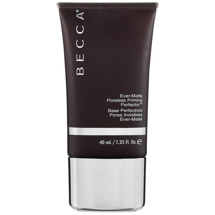 BECCA Ever-Matte Poreless Priming Perfector™: Shop Primer | Sephora ~no cyclopentasiloxane!!  yay!!