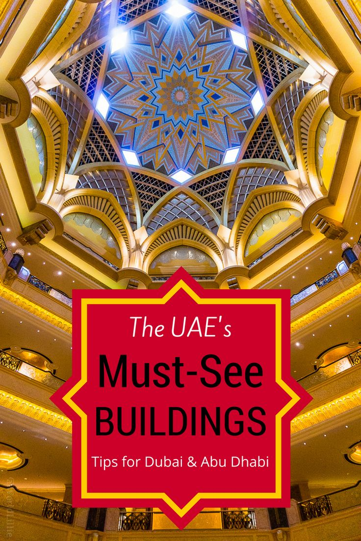 Tips on the best buildings and sights