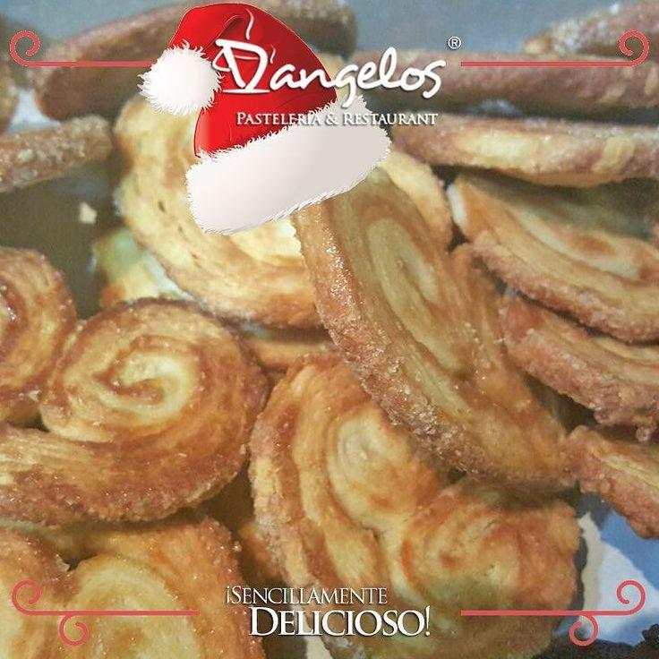 Luego que pruebes nuestras #Palmeritas sabrás porqué en D'angelos http://dangeloscafe.com todo es #SencillamenteDelicioso  #Guayana #Gastronomía #Gourmet #desayuno #almuerzo #cena #menú #postres #pzocity #pzo