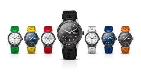 TAG Heuer、16万5千円のAndroid Wear搭載スマートウォッチ ~チタン製ケースやサファイアクリスタルを使った豪華な仕上がり - PC Watch