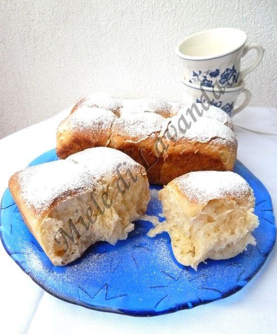 plumcake al profumo di latte con pasta madre