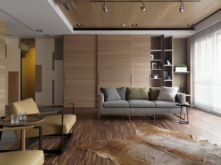 die besten 25+ urbane innenarchitektur ideen auf pinterest ... - Interieur Design Moderner Wohnung Urbanen Stil