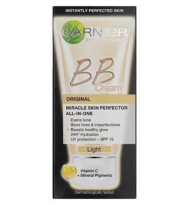 Garnier Skin Perfector Daily All-In-One B.B. 24 Advantage card points. Garnier BB cream for immediately perfected skin with even tone and boosted glow. Blurs imperfections and smoothes fine lines. SPF15 protection and 24hr hydration. FREE Delive http://www.MightGet.com/april-2017-1/garnier-skin-perfector-daily-all-in-one-b-b-.asp