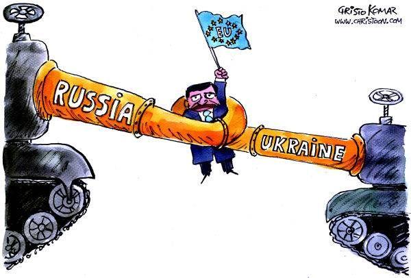 Ukraine Could Be Putin's Downfall