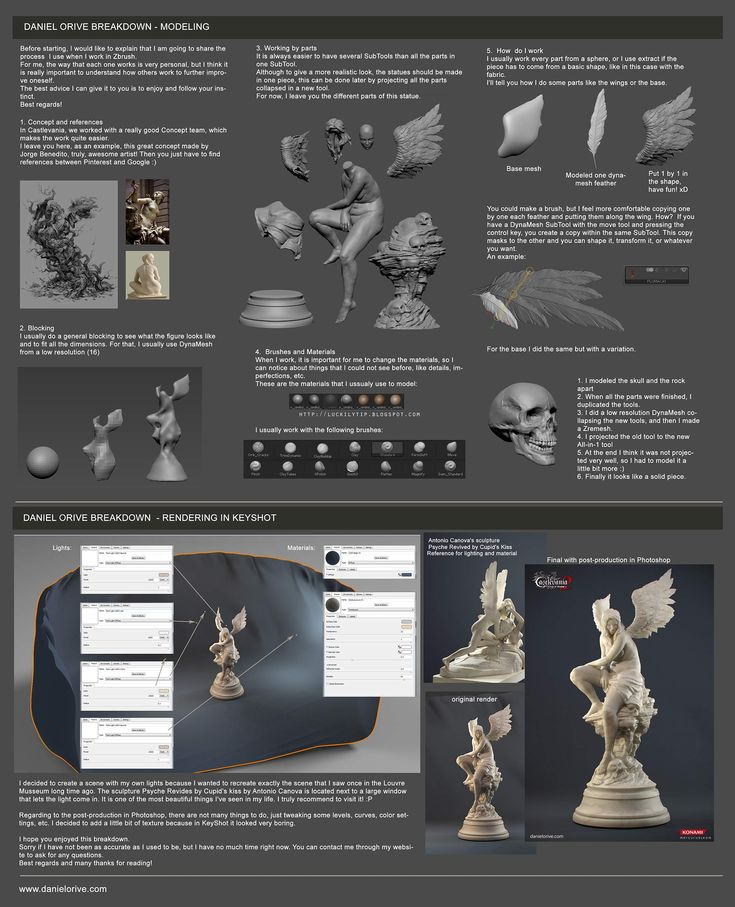 http://www.zbrushcentral.com/showthread.php?183669-danitchu-Sketchbook-(tutorial-Pg-4)/page4