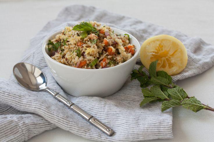 Cauli Rice Pilaf A