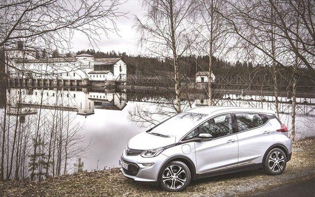 Opel: «Μάχιμο» με πλήρη φόρτιση | naftemporiki.gr