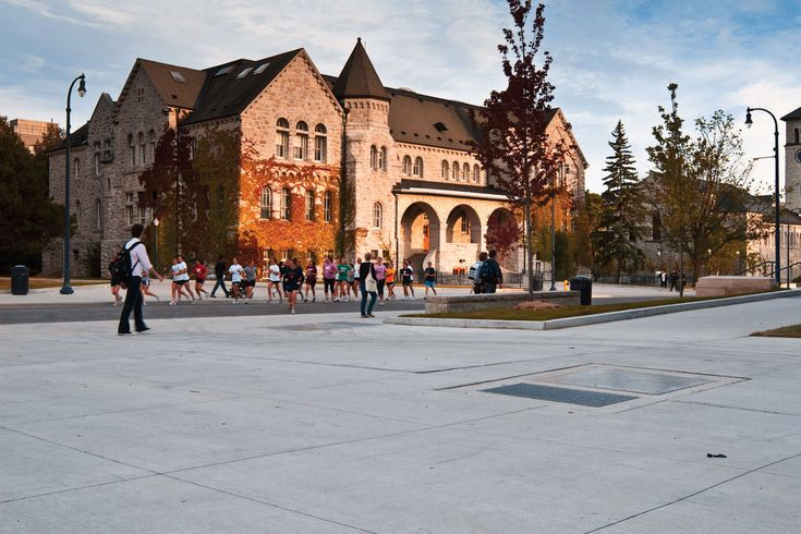 Queen's is featured in the Huffington Post Canada's Most Beautiful University Campuses In Canada! #queensu