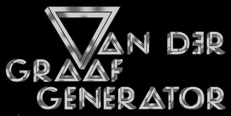 Image result for van der graaf generator