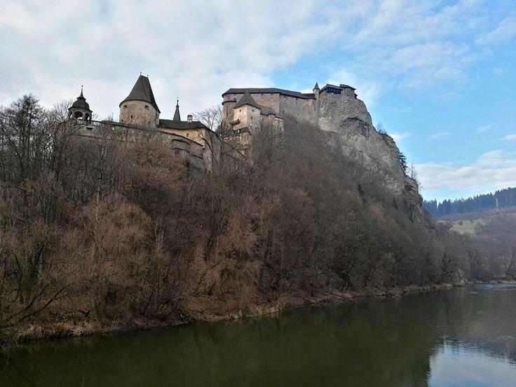 Jeden zo skvostov Slovenska , Oravský hrad – s: Miro Turek