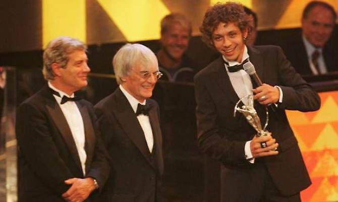 Legenda Balap Italia Dukung Rossi Jadi Pembalap Mercedes F1