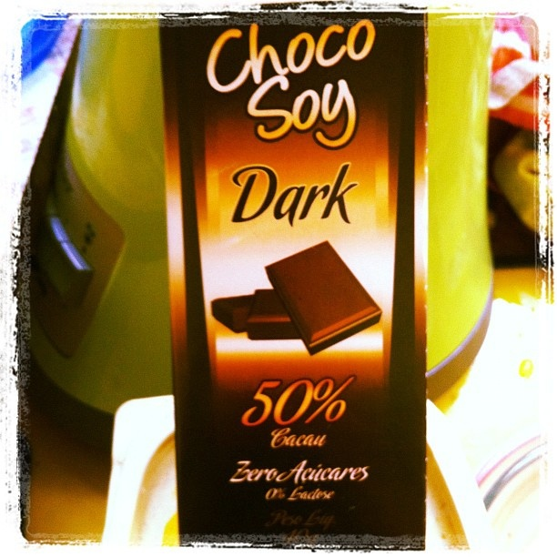 Chocolate con leche de soya En locales Planta Maestra