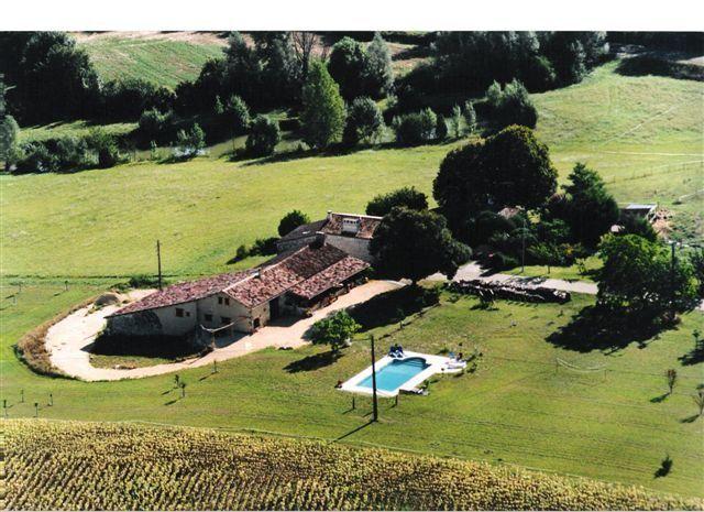 Villereal Farm House rental: Andante