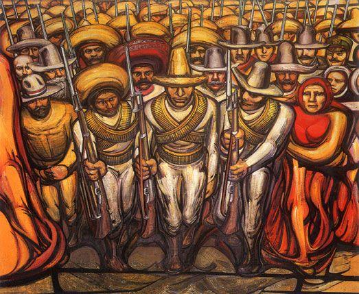 Para 1940 los muralistas DIego RIvera,David Alfaro Siqueiros y José Clemente Orozco,habian pintado ya la parte medular de su obra y quizá como reflejo o consecuencia de los cambios que se iniciaban en México el muralismo más identificado con las etapas activas de la revolución,empezó a declinar. En la pintura comenzaron a retomar fuerza Rufino Tamayo y Juan Soriano,cuyas obras eran significativas para el pueblo mexicano,también destacó Chávez Morado con sus obras.