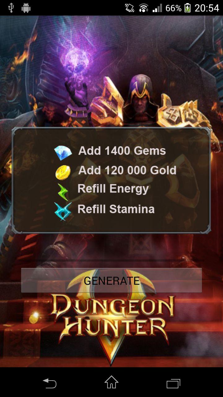 Dungeon Hunter 5 Hack APK | Games Hooks