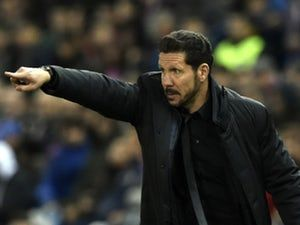 Diego Simeone takes positive from draw at Elche