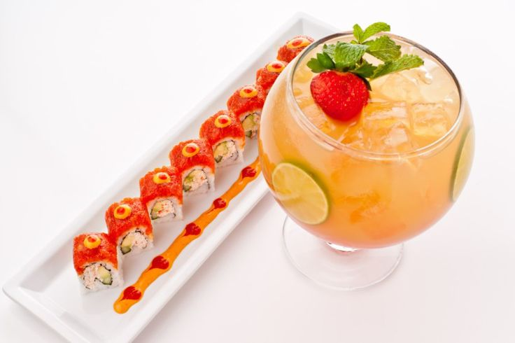 That's the Way the Red Heart Rolls on RA Sushi Limited-Time-Only Menu
