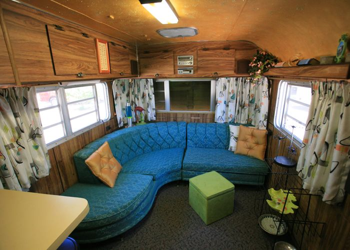 579 Best Images About Cool Rv Amp Camper Interiors On