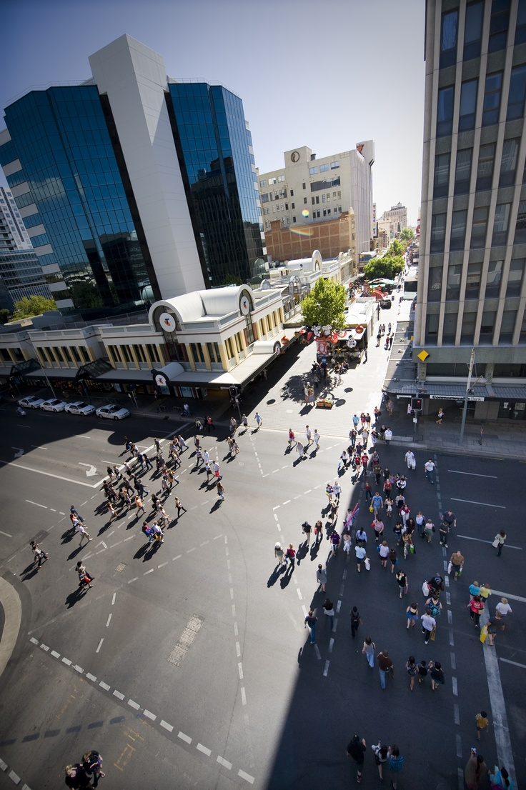 Our city, Adelaide.  Image Source: SA Tourism Commission.